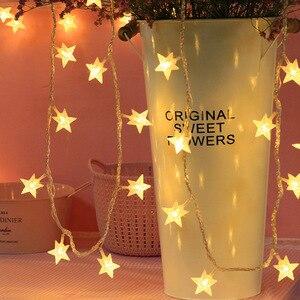 10/20 LED Star Light String Tw