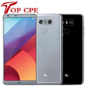 Original Unlocked LG G6 G600 H870 H873 Quad Core 5.7 Inches 4GB RAM 32GB ROM Single SIM Dual 13.0MP LTE 4G Mobile Phone(China)