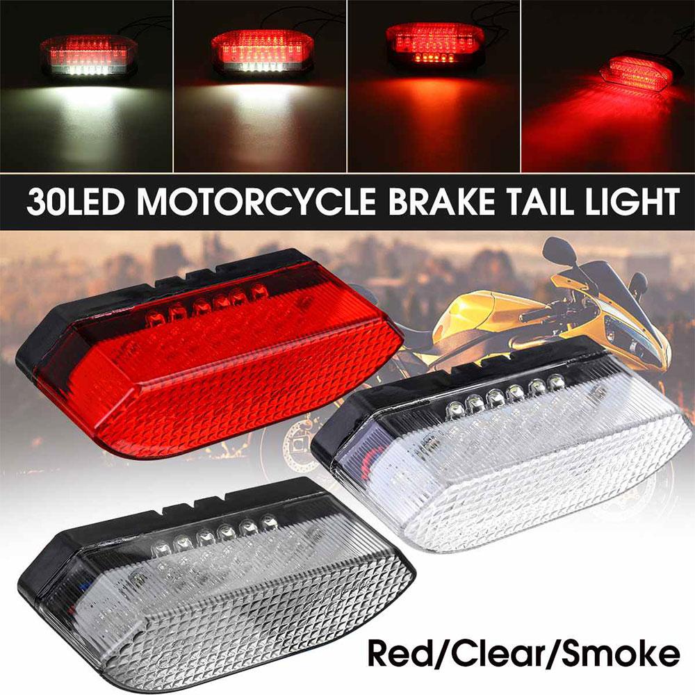 Купить задний фсветильник для мотоцикла велосипеда 30 светодиодов
