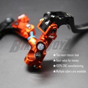 Image 5 - CNC 17,5 RCS Motorrad Bremse Master Zylinder Kabel kupplung Radial Brems Pumpe 22mm Universal Für Honda Yamaha Kawasaki Suzuki