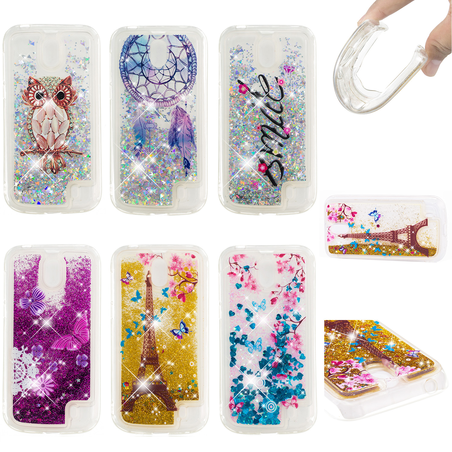 For <font><b>Nokia</b></font> 1 <font><b>case</b></font> Dynamic Glitter Liquid Quicksand Soft Silicone <font><b>Case</b></font> Cover For <font><b>Nokia</b></font> 1 TA-<font><b>1047</b></font> TA-1060 TA-1056 Bling Shiny Capa image