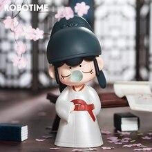 Роботіме глухое окно Нэнки III Древний Китай распаковка игрушки действие рисунок модель куклы экзотических специальный подарок для детей,взрослых