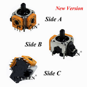 Image 5 - IVYUEEN 3D Analog Thumb Sticks Sensor Module Potentiometer for PlayStation 4 PS4 Pro Slim Controller for XBox One 360 Joysticks