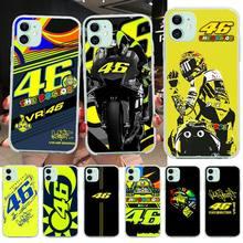 Custodia per telefono Forever Rossi 46 per iphone 12 11 Pro Max Mini XS Max 8 7 6 6S Plus X 5s SE 2020 XR Cover morbida in Silicone