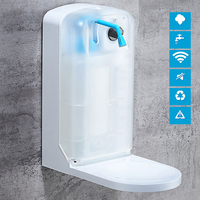 1000ml Automatic Induction Spray Sterilizer Bathroom Hand Cleaners Hand Disinfectant Spray Dispensers for Home
