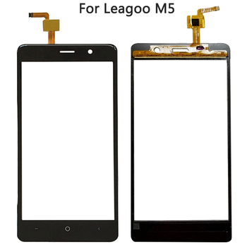 For Leagoo M5 Touch Screen Digitizer Panel Replacement Parts For M5 Touch Sensor Front Glass Lens Panel image