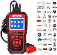 2019 OBD2 Scanner Professional Code Reader Auto Diagnosis Scanner Tools KW850 Automotive scanner For All Cars after 1996