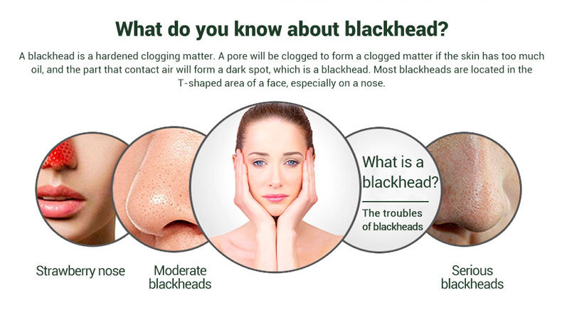 Deep Cleansing Black Detox Mask Charcoal Mask Peel Off Blackhead Remover Mask Pore Oil Control Purifying for Skin Care