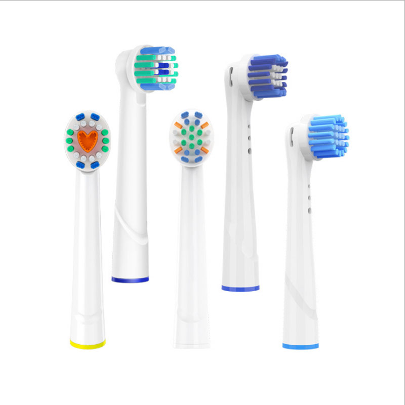 4pc Replacement Soft Hair Rotary Universal Toothbrush Heads For  Toothbrush Head Oral-B Toothbrush Electric Fit Advance