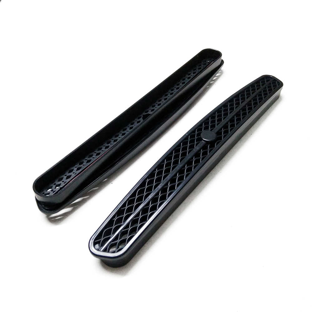 Voor Infiniti QX30 2016 2017 2018 2019 2020 Onder Seat Floor Ac Warmte Airconditioner Duct Vent Outlet Grille Cover trim