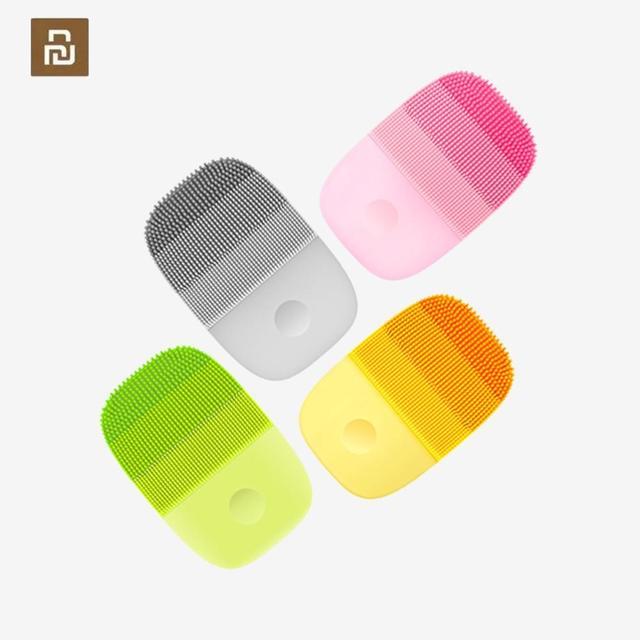 YouPin inFace petit Instrument de nettoyage en profondeur nettoyer sonique beauté du visage Instrument de nettoyage visage soins de la peau masseur