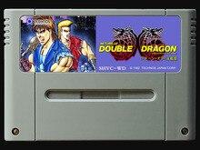 16 비트 게임 ** 더블 드래곤 반환 (일본 NTSC 버전!!)