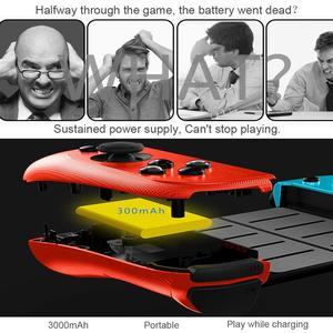 Image 5 - Upgraded Saitake 7007F Wireless Bluetooth Game Controller Telescopic Gamepad Joystick for Samsung Xiaomi Huawei Android Phone PC