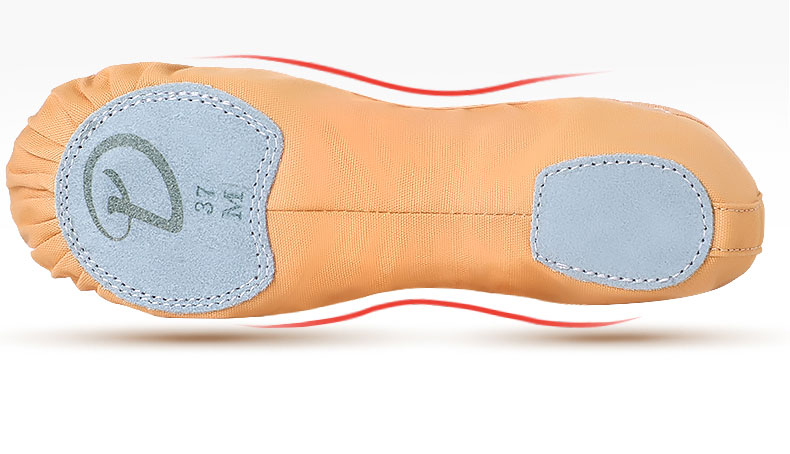 一体帆布软底鞋免系带_05