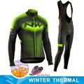 Зимний термальный флисовый 2020 Northwave Велоспорт Джерси длинный комплект MTB велосипедная одежда спортивная одежда горный велосипед одежда ropa ...