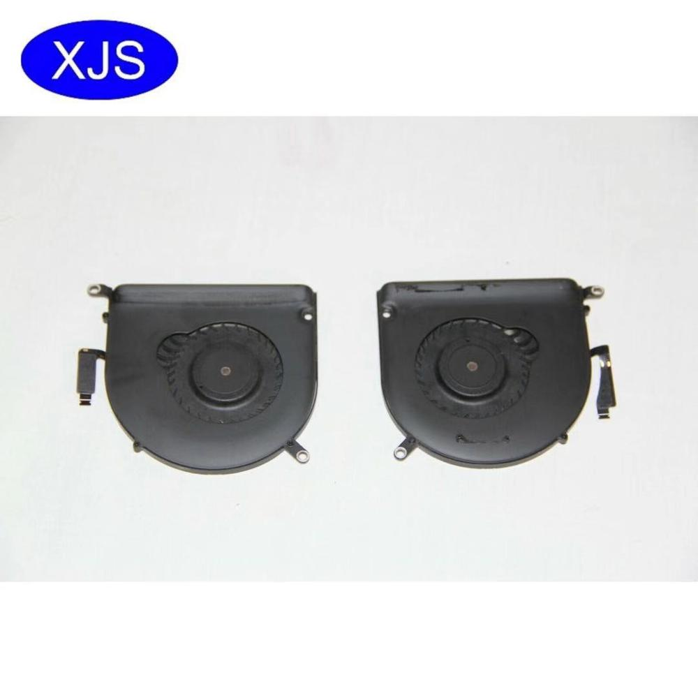 Laptop A1398 Right and Left Side CPU Cooler Cooling Fan for font b MacBook b font