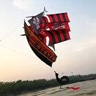 3D pirate ship kite ...