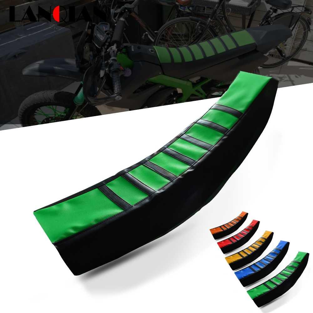 Reposapi/és para Pedales de Motocicleta CNC para Kawasaki Suzuki KX65 KX 65 KX85 00-07 KX80 KX 80 00-98 KX100 98-07 RM65 RM100 03-07 03-07 Motocicleta Dirt Bike Negro AnXin