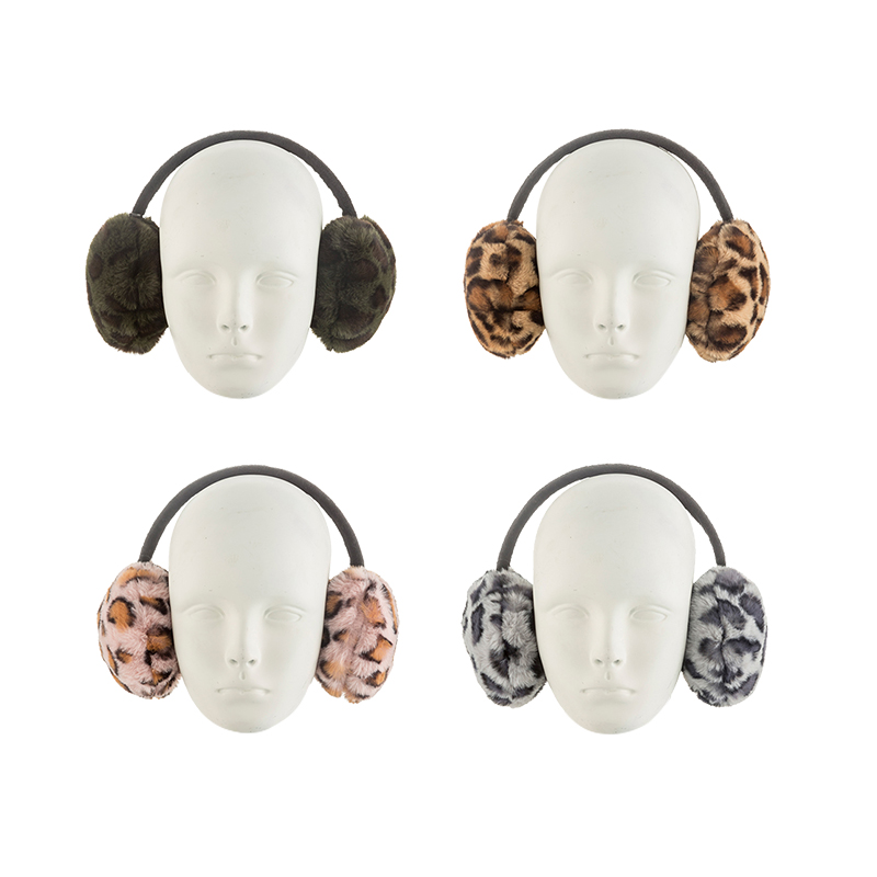 2019 Autumn Winter Ear Cover, Headphone Model In Varying Patterns,AMM-CH2609
