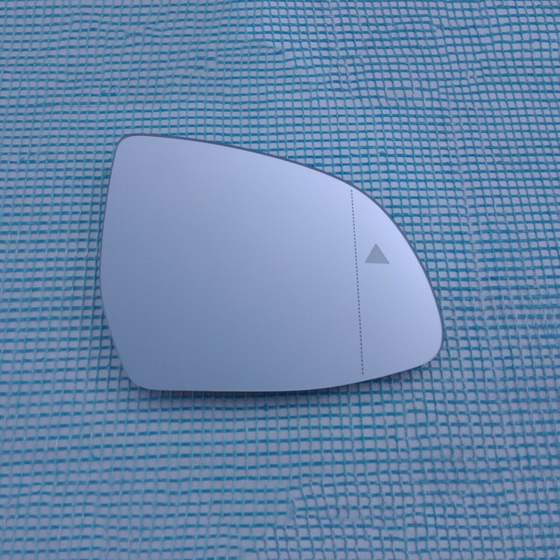 Wide Angle Replacement Heated Blind Spot Warning Wing Rear <font><b>Mirror</b></font> Glass For <font><b>BMW</b></font> <font><b>X3</b></font> <font><b>G01</b></font> X4 G02 X5 G05 2017-2019 without Light image