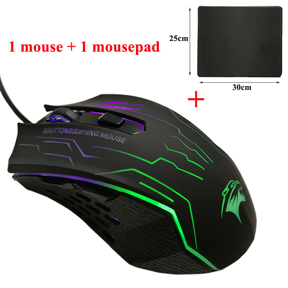 1mouse and 1mousepad
