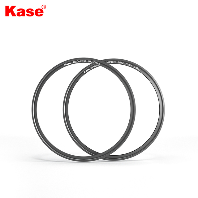 Kase Male Thread Magnetic Ring + Female Thread Magnetic Ring kit, the Thread Filter is Upgraded to a Magnetic Filter 2