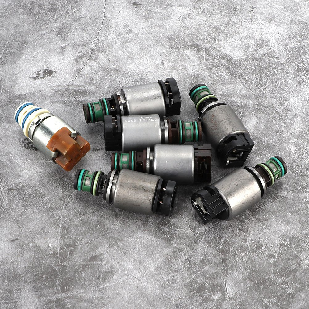 6R60/6R80 Transmission Valve Body Solenoid Kit For Ford Explorer Expedition Ranger F150 Mustang Territory For Lincoln Mercury