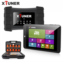 цена на XTUNER T1 HD Heavy Duty Trucks OBD2 Car  Auto Diagnostic Tool With Truck Airbag ABS DPF EGR Reset OBD  Auto Diagnostic Scanner