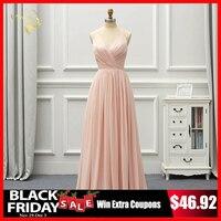 Jeanne Love Formal Luxury Long Evening Dress 2019 New Arrival V Neck Party Robe De Soiree Vestido De Festa OL5220 Prom Gowns