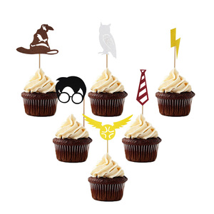 Image 3 - 漫画の誕生日バナーハッピーバースデーラテックス風船ケーキトッパーの誕生日パーティーの装飾ホオジロ子供好意