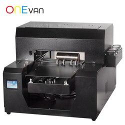 2019 A3 uv do drukarek atramentowych drukarki LED maszyna do druku UV w celu dostosowania etui na telefon  drewno  Metal  szkło akrylowe znaki karty pcv skóry