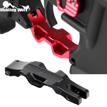 Tactical Aluminum Billet Trigger Guard with Magazine Assist for Hunting Airsoft