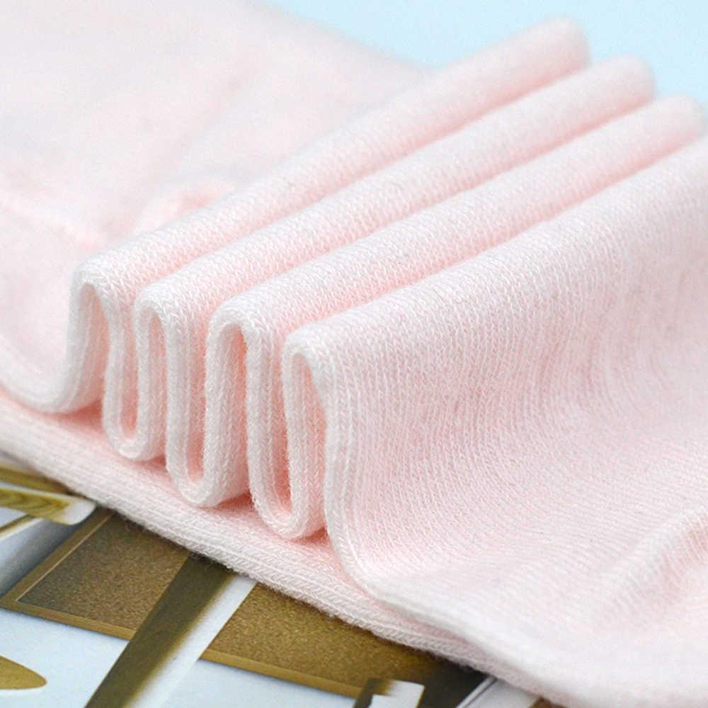 Meihuida 0-24M Otoño Invierno recién nacido bebé sólido algodón suave abrigado Tight Pantyhose medias cálidas para bebé