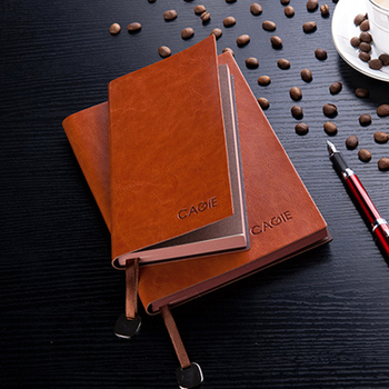 Office stationery high quality A6/A5/B5 business notebook include line page and dot page and blank page soft pu leather notebook eglo 94512 page 10