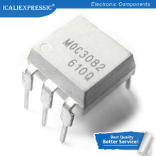 10 шт., MOC3082 DIP6 3082 DIP-6