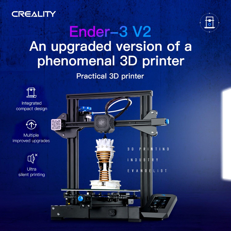 CREALITY 3D Ender-3 V2  2