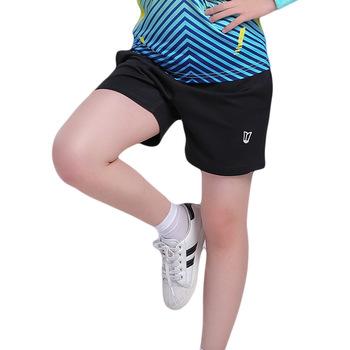 Tenis stołowy odzież tenis odzież dziecięca Badminton chłopcy spodenki sportowe lato szybkoschnący oddychający krótki tanie i dobre opinie Poliester Stałe Pasuje prawda na wymiar weź swój normalny rozmiar JERSEY