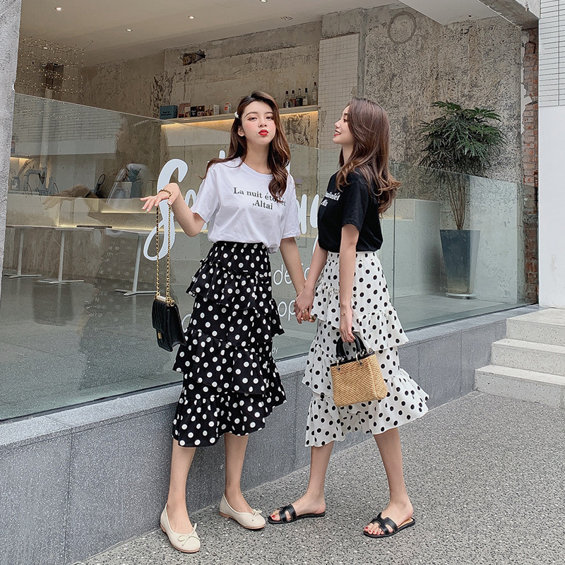 Summer Wear New Style INS Loose-Fit Slimming Fashionable Western Style Fashion Set 1098