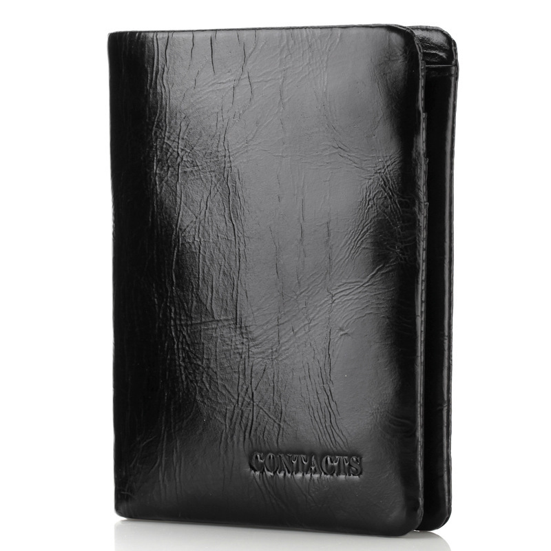 angel factory supply man purse leather brief paragraph change purse oil wax twenty percent a undertakes to my wallet - 5