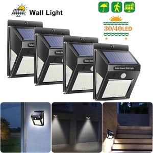 30/40 LED Outdoor Solar Light