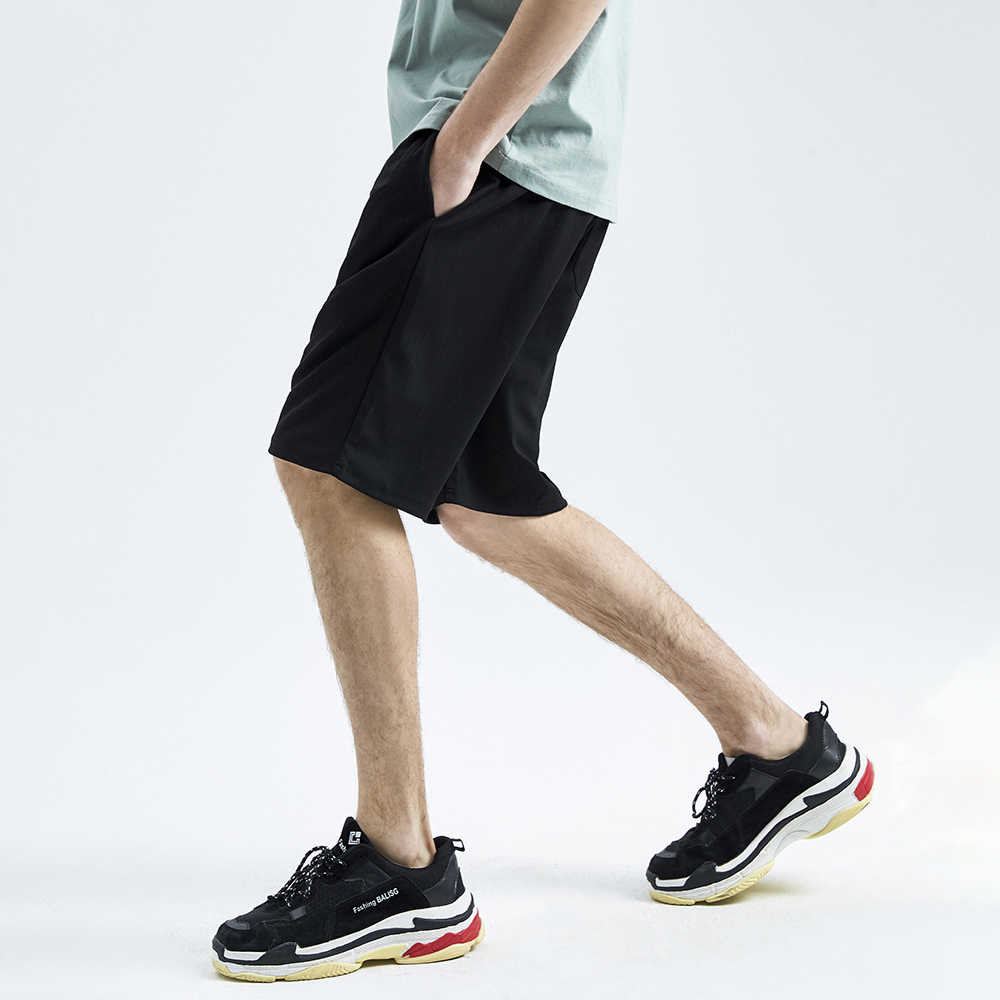 파이어 니어 캠프 Dropshipping 2020 망 반바지 고품질 짧은 바지 남성 100% 코튼 솔리드 조깅 남자 캐주얼 짧은 ADK902345B