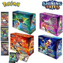 Pokemon 360pcs The New SHINING FATES Cards Trade Game Collectable Pokemon SHINING FATES Cards Toys