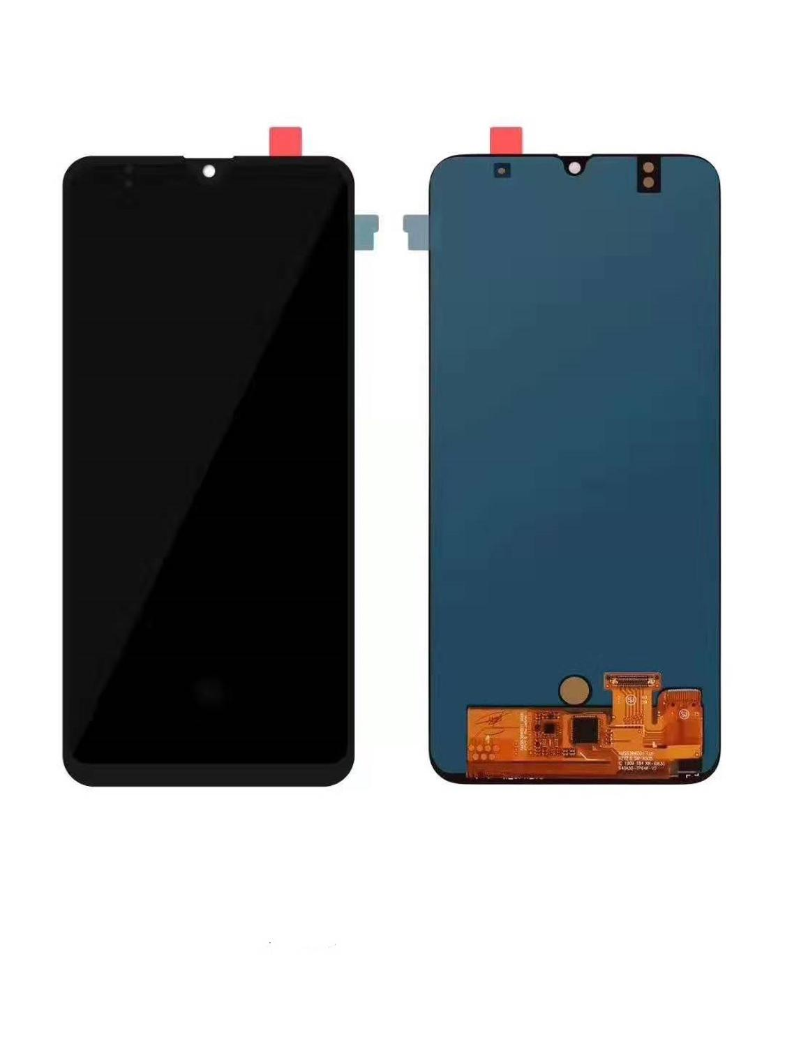 For Samsung Galaxy A50S A507 LCD Display Touch Screen Digitizer with frame Assembly Replacement For Samsung A50s LCD