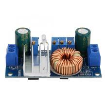 цена на DC TO DC Step Down Module 6-36V Input 1.25-32V Output MPPT Solar Charging Pannel Step Down Buck Power Supply Module