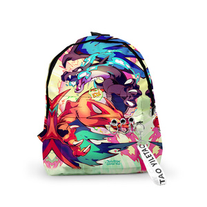 Рюкзак pokemon, Холщовая Сумка Tomioka Giyuu, школьные сумки для девочек, дорожная сумка, Mochila Feminina, сумки для ноутбуков
