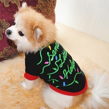 Get more info on the Christmas Dog Clothes For Small Dog Winter Pet Dog Coat  Print Clothes Puppy Outfit Vest Yorkie Chihuahua ClothesCM