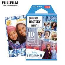 정품 Fujifilm Instax Mini 8 필름 색종이 후지 인스턴트 포토 용지 10 ~ 50 매 For70 7s 50 s 90 25 공유 SP 1 LOMO 카메라