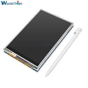 "Image 3 - 3.5 ""3.5 אינץ 480x320 TFT LCD מסך מגע מודול ILI9486 LCD תצוגה עבור Arduino UNO MEGA2560 לוח עם/ללא מגע פנל"