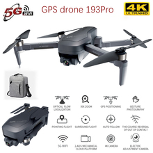 new 193pro Drone With Two-axis Gimbal Brushless Motor 2000 Meters Remote Control Gps Drone 4k Rc Aircraft Dron Fly Toys For Boy