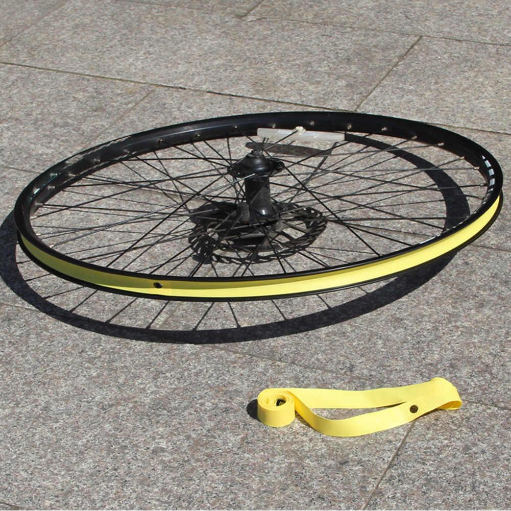 Bicicleta Cinta de llanta 21mmx10m Cinta Cubre-llanta para Bicicletas Vac/ío Cinta de Coj/ín de Neum/ático Cinta Protecci/ón Almohadilla de Vac/ío Rueda Banda Antipinchazos para MTB Road Bike Tiras Azul